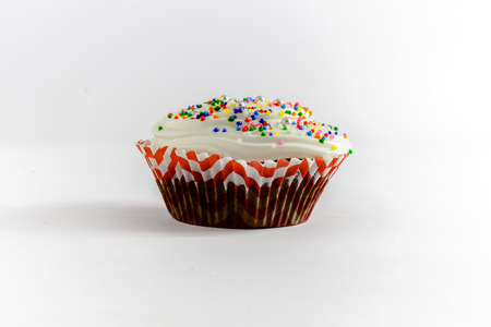 colorful cupcake Stock Photo