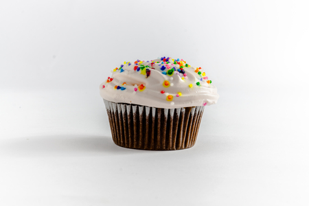 colorful cupcake Фото со стока