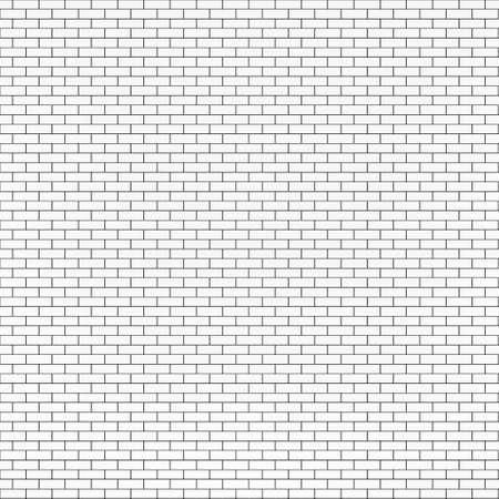 white brick: seamless background of white brick masonry Stock Photo