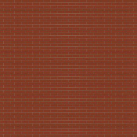 red brick: seamless background of red brick masonry