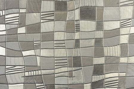 fragmented: The pattern glass texture