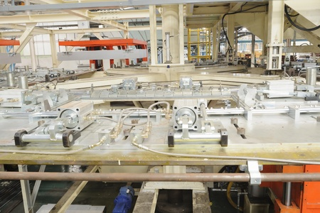 jig: Jig and fixture for blow plastic machine in manufacture