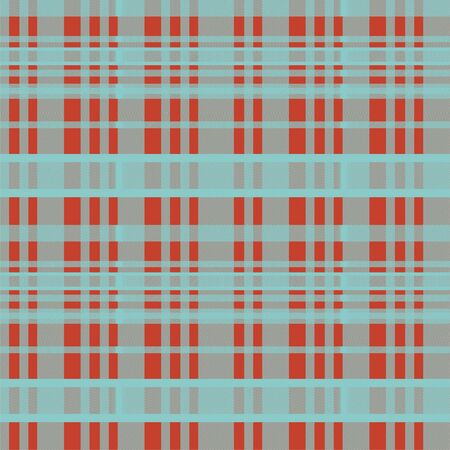 Seamless tartan soft color pastel. Colorful trendy feminine fashion background ready for print.