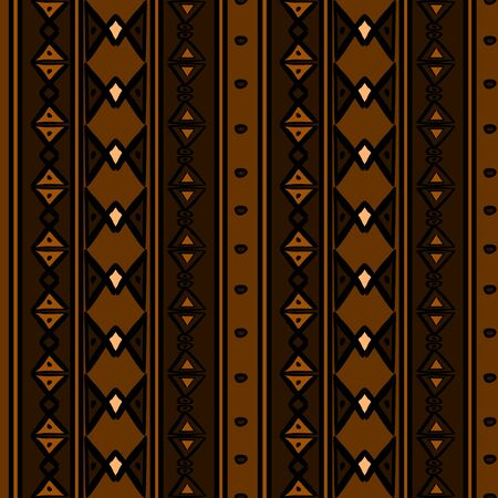 Vector tribal pattern with cultural ethnic hand drawn african style. Good for your textile fashion wrapping and print.