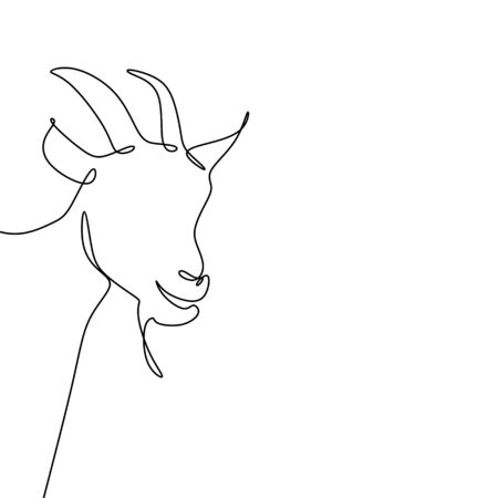 drawing a continuous line of sheep.