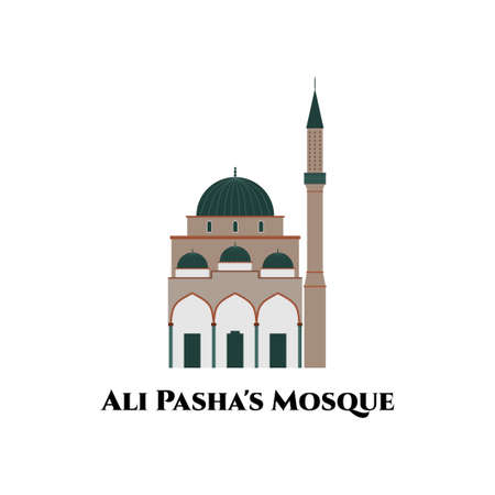 Ali Pasha Mosque or AlipaÅ¡ina džamija was constructed in Sarajevo. Very beautiful mosque with the classical Istanbul architectural style must visit. Recommend to include as part of a walking tour. Çizim