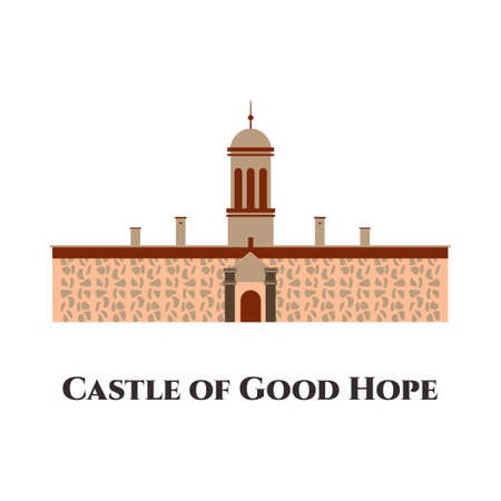 Castle of Good Hope in Cape Town. This is the oldest building in South Africa. The castle itself has so much history. Good for your destination vacation when visit in Cape Town. Travel tourist guide