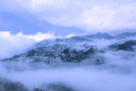 sapa: Sapa in the mist