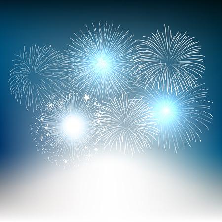 Vuurwerk vector