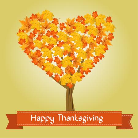 Happy Thanksgiving 일러스트