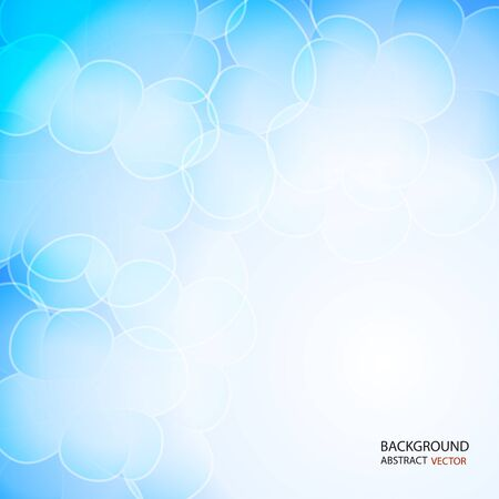 elegant backgrounds: Abstract light vector background