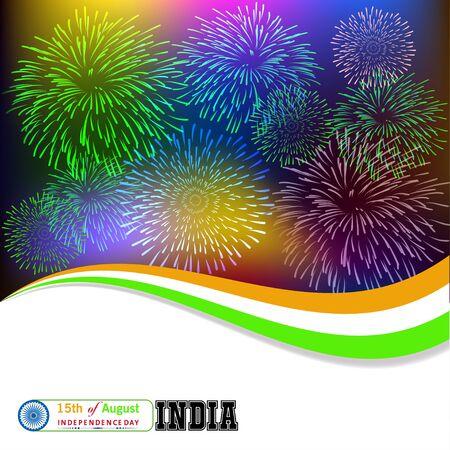 ashoka: 15th of August celebration with Ashoka wheel concept