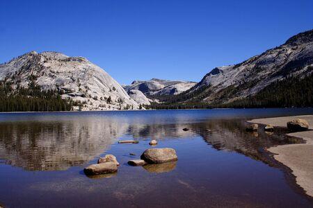 yosemite: Tenaya Lake - Yosemite National Park