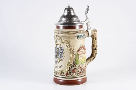 pewter mug: Oktoberfest 1