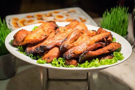 grill: Roast Grill Pork