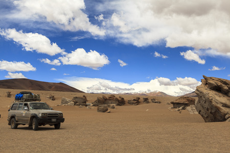 bolivia: Dali Desert in Bolivia
