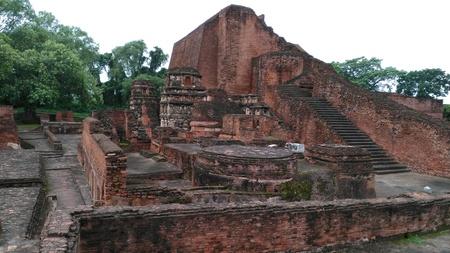 Remains of Nalanda