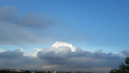 Clouds 写真素材