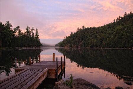 Foto de un típico paisaje de América del Norte  Foto de archivo - 7880308