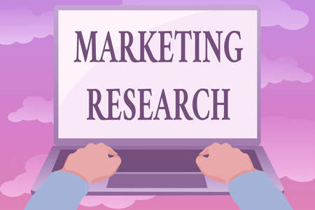 Writing displaying text Marketing Research. Internet Concept process of determining the viability of a new service Editing And Formatting Online Articles, Typing Creative Reading Contents Фото со стока
