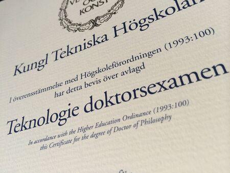 licenciatura: certificado para el grado de Doctor en Filosof�a Editorial