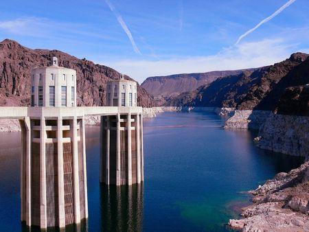 filtraci�n: Hoover Dam