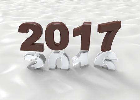 sweet seventeen: Happy New Year 2017