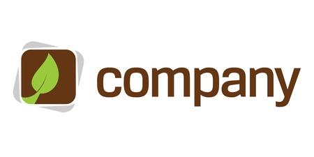 Natural Healthcare training logo Stock Vector - 9643091