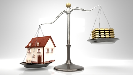 Overpricing properties leads to risky mortgages and loans. House value overweigh family income and savings which leads to exceeded lending, debt, financial spiral and bankrupcy.