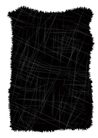 slash: An abstract background in black and white with knife marks or slash lines