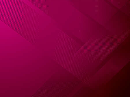 appear: An abstract magenta background with flowing line that appear like rows of ribbons