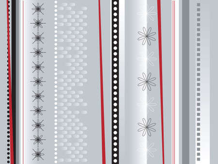bloat: A abstract background in a wrapping paper style