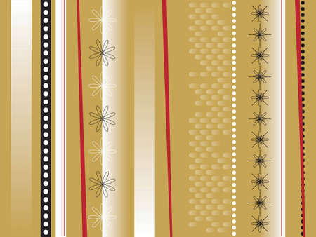 bloat: An abstract background in a gold wrapping paper style