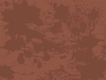 Textured ink splat design in different shades of brown photo