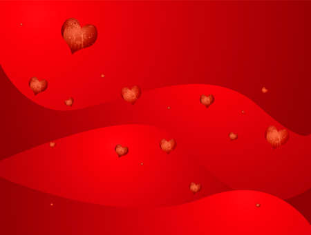 foggy: Abstract love design ideal desktop or background to an invite or valentines party