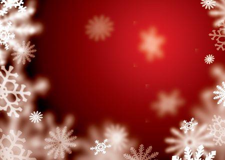 copyspace와 빨간색과 흰색 추상 눈 찌질 배경