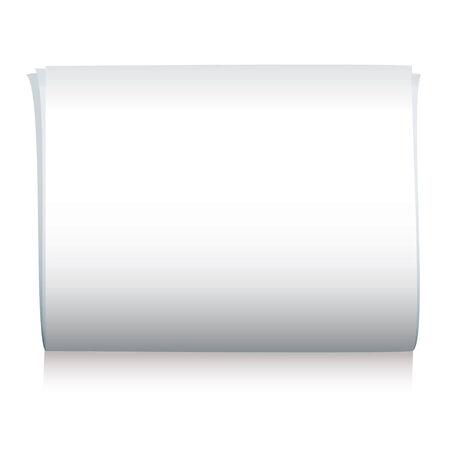 部屋のあなた自身のコピーを追加すると空のイラスト新聞