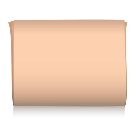 影とコピースペースで描かれたピンクの財務紙