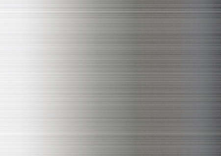 aluminium illustrated metal grain background with brushed effect