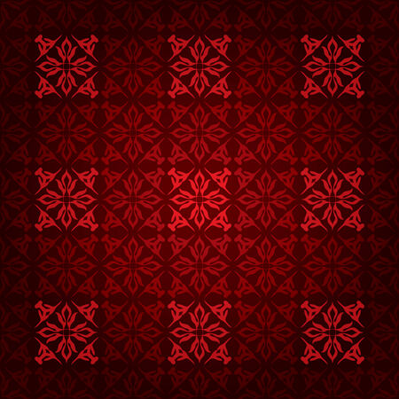 royal red seamless wallpaper background with gradient effect
