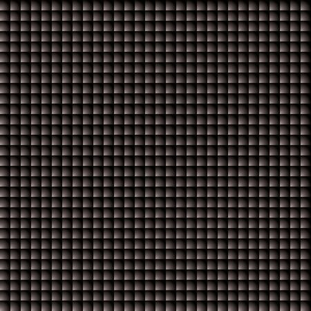 Black carbon fiber background with seamless repeat illustrated wallpaper Stock Photo - 6496886