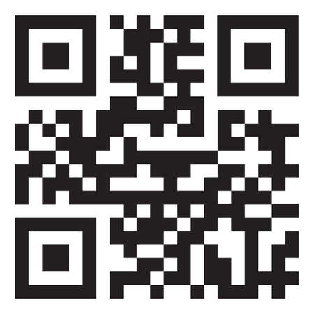 sample qr code ready to scan with smart phone Stock Photo - 11996029