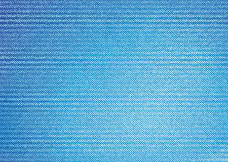 Modern denim material background with copy space