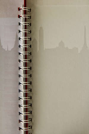 Cover notebook  photo