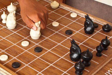 Thai Chess is a sport of Thailand.
