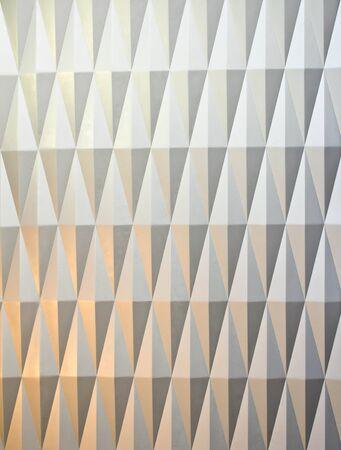 beautiful pattern on the wall  photo