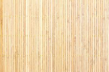 Woven bamboo made in Asia photo