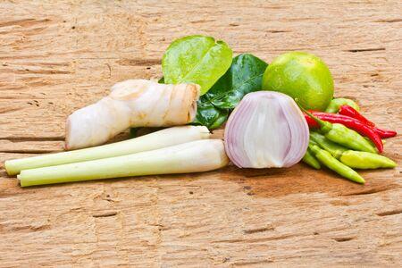 Thai herb for good health. photo