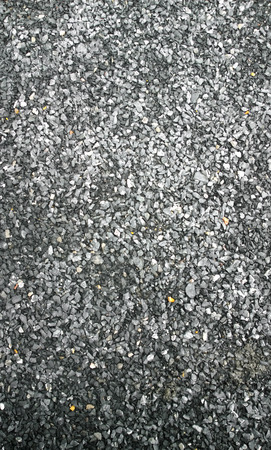 stone rock pieces crushed gravel texture Stockfoto