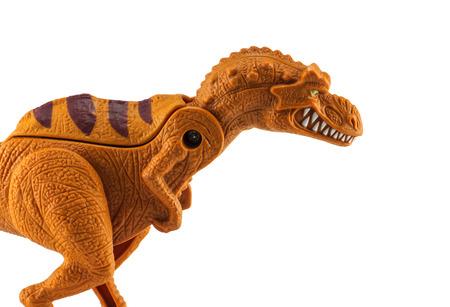 eiszeit: Bangkok, THAILAND - 1. April 2014: Die Mama Dinosaurier Charakter in Eiszeit Film. Es gibt Plastikspielzeug als Teil des McDonalds Happy Meals verkauft.
